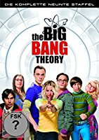 The Big Bang Theory - Staffel 9 [3 DVDs]